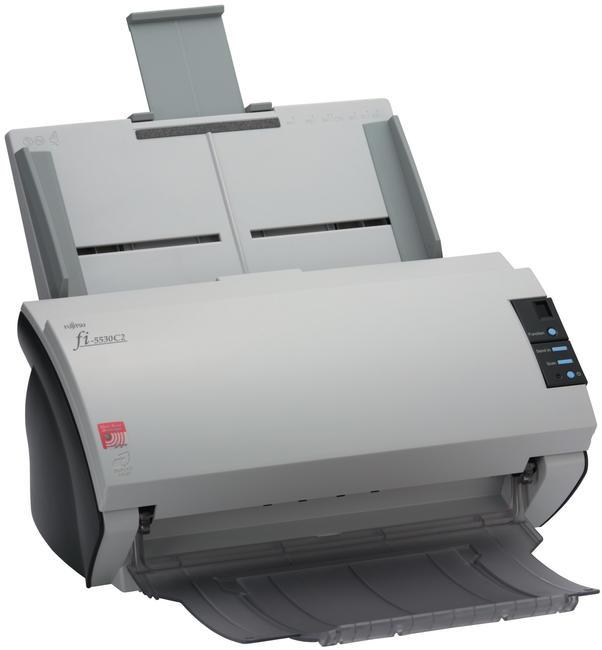 Máy quét Fujitsu Scanner fi-5530C2