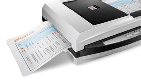 PL2040 quét tài liệu một cách linh hoạt